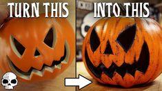 DIY Halloween Props - How to make a Halloween Scarecrow - Retro Halloween, Halloween Snacks, Diy Halloween Scarecrow, Costume Halloween, Creepy Halloween Props, Hallowen Food, Scary Halloween Decorations, Theme Halloween, Holidays Halloween