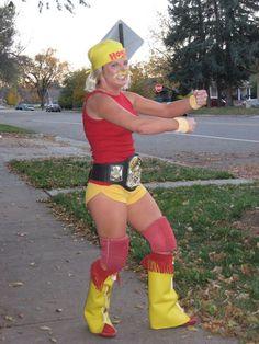 costume carnevale hulk hogan