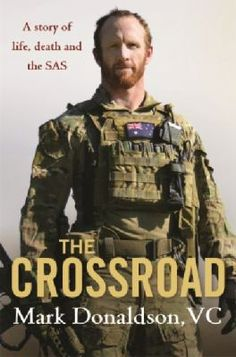 The crossroad / Mark Donaldson - click here to reserve a copy from Prospect Library