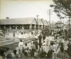 Kingston Market, Jamaica
