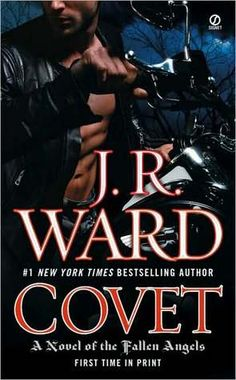 Great 3 Book Series..Also recommend The Black Dagger Brotherhood series by this author