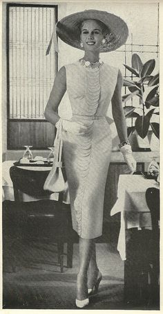 I wish this was still acceptable! Paul Parnes Cruise Wear 1959  IT STILL TOTALLY IS ACCEPTABLE!!!!!