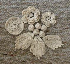 crochet lace | HAND KNIT IS FUN 編織趣趣