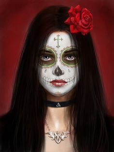 Pretty dead by dashinvaine.deviantart.com on @deviantART