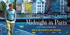 Midnight in Paris Paris Movie, I Movie, Woody Allen, Midnight In Paris, Lars Von Trier, Nostalgia, Adrien Brody, Ingmar Bergman, Francis Ford Coppola