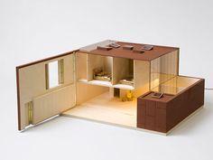 1 a dolls house famous architects design dollhouses, charity auction, wielcy architekci projektuja dla dzieci, domki dla lalek, aukcja charytatywna, mala architektura, david adjaye