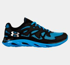 Men's UA Spine™ Evo Running Shoes | Thank god my feet are big enough to fit in mens shoes. LOVE!!! #UAWishList @Under Armour