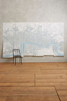 london map mural wallpaper #anthrofave