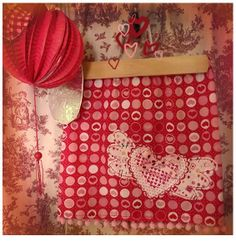3T Be Mine Skirt by FreckledChicken on Etsy, $28.00