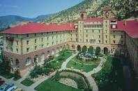 Hotel Colorado, Glenwood Springs, Colorado