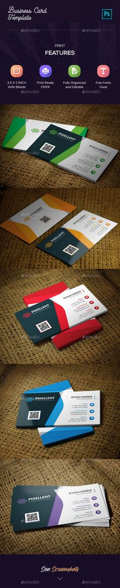 Nutrition business card template fully editable in illustrator cs6 nutrition business card template fully editable in illustrator cs6 and photoshop cs6 source ai eps psd size 35 by 2 reheart Images