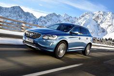 Actiemodelletjes: Volvo presenteert XC60 Polar en Polar+