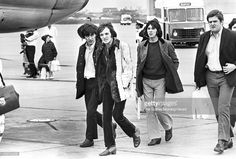 The Small Faces in Australia, c. 1968 Part I Steve Marriott, Ian McLagan, Kenney Jones and Ronnie Lane arrive enter the airport facilities in Sydney shortly after landing. Kenney Jones, Ronnie Lane, Muse Music, Steve Marriott, The Thorn Birds, Richard Chamberlain, Humble Pie, Small Faces, Rock Chic
