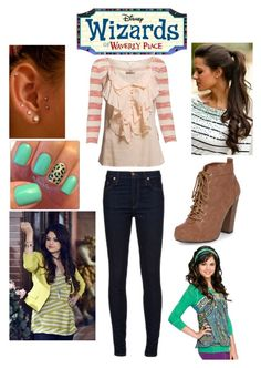 """If i was on wizards of waverly place c:"" by karsyn-sarita ❤ liked on Polyvore featuring Kerr®, Monsoon, Noa Noa and Dorothy Perkins"