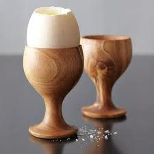 Carved Eggs, Carved Wood, Egg Cups, Wood Turning, Unique Gifts, Candle Holders, Carving, Vase, Candles