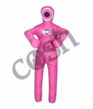 All Pink PU Leather Standing Condition MMA Grappling Dummy Cosh international Supplier of Jui Jitsu Dummies,DU-7567-i