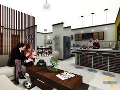 Módulo 1: Sala y comedor