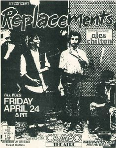 The Replacements.