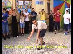 Zsulyevics Zsolt - Menjünk medvét vadászni! - YouTube Kids Gym, School Games, Teaching, Activities, Education, Videos, Youtube, Outdoor, Schoolgirl