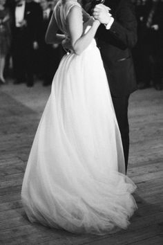 first dance    [by Jose Villa]