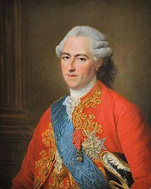 Louis XV de France, par François-Hubert Drouais