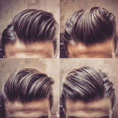Dapper Hairstyles For Men - Textured Comb Over with Short Hair on Sides