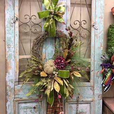 Excited to share this item from my shop: Fall Wreath, Thanksgiving Wreath, Fall Door Decor Thanksgiving Wreaths, Autumn Wreaths, Wreath Fall, Fall Swags, Christmas Swags, Moss Wreath, Diy Wreath, Door Wreaths, Wreath Ideas