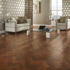 AP02 Auburn Oak Living Room Flooring - Art Select