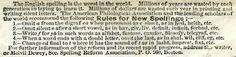 1870s Spelling Reform rant from Melvil Dewey