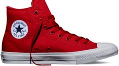 Goodbye, achy feet! Converse redesigns Chuck Taylor All Stars