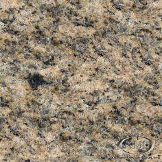 Giallo Veneziano Granite (Kitchen-Design-Ideas.org)