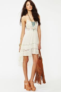 Desert Lace Dress