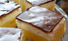 Báječný francúzsky recept z Paríža na lístkovom ceste a s úžasnou krémovou plnkou. - Báječné recepty Food Styling, Kefir, Cheesecake, Dairy, Pudding, Treats, Recipes, Bakken, Salads