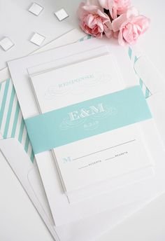 When you've been swooning over weddings day in and day out for as long as I have, you know a good thing when you see it. Case in point: Shine Wedding Invitations. The stunning line of wedding invitations and day of accessories takes the cake when it comes to pretty, pretty paper. Feast your eyes below! […]