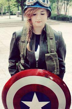 Capitã América
