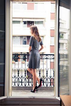Oh hi, Paris. http://www.thecoveteur.com/jeanne-damas/
