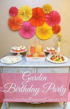 Penelope's 6th Birthday Garden Party