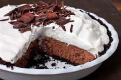 Chocolate+Mousse+Pie