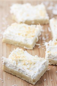 Toastd Coconut Cookie Bars