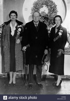 Image result for Sir Winston Churchill and Clementine