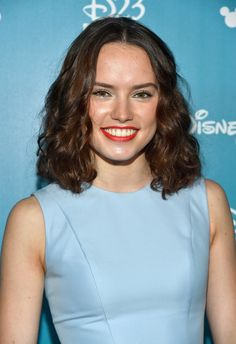 Daisy Ridley Photos: 'Worlds, Galaxies, And Universes: Live Action At The Walt Disney Studios Presentation At Disney's D23 EXPO 2015