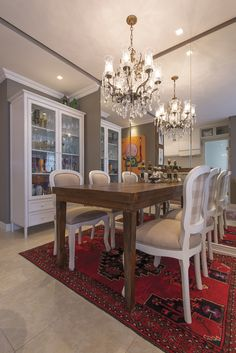 casa do melhor amigo6410 Kitchen Dining, Dining Table, Dining Rooms, Sweet Home, Interior Architecture, Interior Design, Home Kitchens, Furniture Design, New Homes