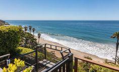 Netflix's Ted Sarandos sold ocean front home in Malibu to Robbie Williams, bought ocean-view estate in Montecito from Ellen DeGeneres Pacific Coast Highway, Big Sur, Newport Beach, Santa Barbara, Ocean Front Homes, Malibu Homes, Robbie Williams, Ellen Degeneres, Beverly Hills