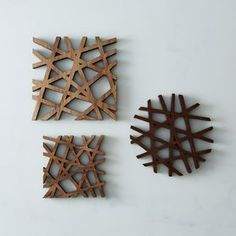 Wood Projects, Woodworking Projects, 3d Laser Printer, Gravure Laser, Laser Cutter Projects, Paperclay, Coaster Furniture, 3d Prints