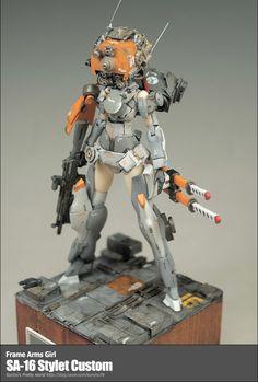 [Build Custom] SA-16 Stylet Custom http://blog.naver.com/kunyho78/220864924807