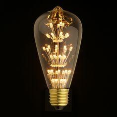 Hot Sale Vintage Edison Bulb Light Lamp AC 220V E27 Vintage Incandescent Lamp Light Antique Vintage Retro Edison Light Bulbs