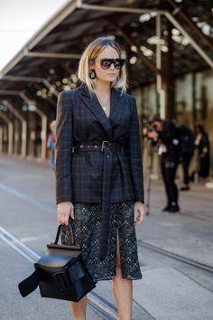 Brooke Testoni, Wyn Hamlyn, Hansen & Gretel, Prada, Boyy bag, Celine, Street Style, Fashion, Fashion blog