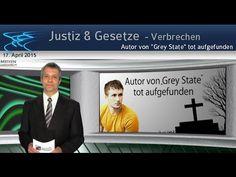 """Autor von """"Grey State"""" tot aufgefunden   17. April 2015   www.kla.tv"""
