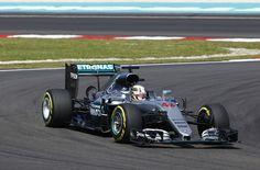 F1マレーシアGP フリー走行3回目:ルイス・ハミルトンがトップタイム  [F1 / Formula 1]