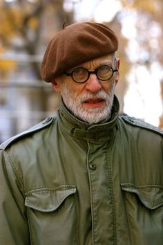 The Proper Way to Beret « The Sartorialist